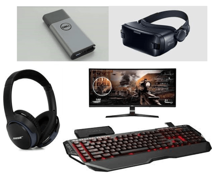 Accessories for Gamers