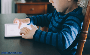 Hi-Tech Designed Gadgets for Kids